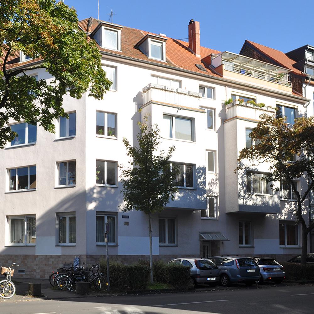 Außenansicht Arnulfstraße, Köln-Sülz