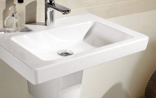 Symbolfoto eines Waschtischs