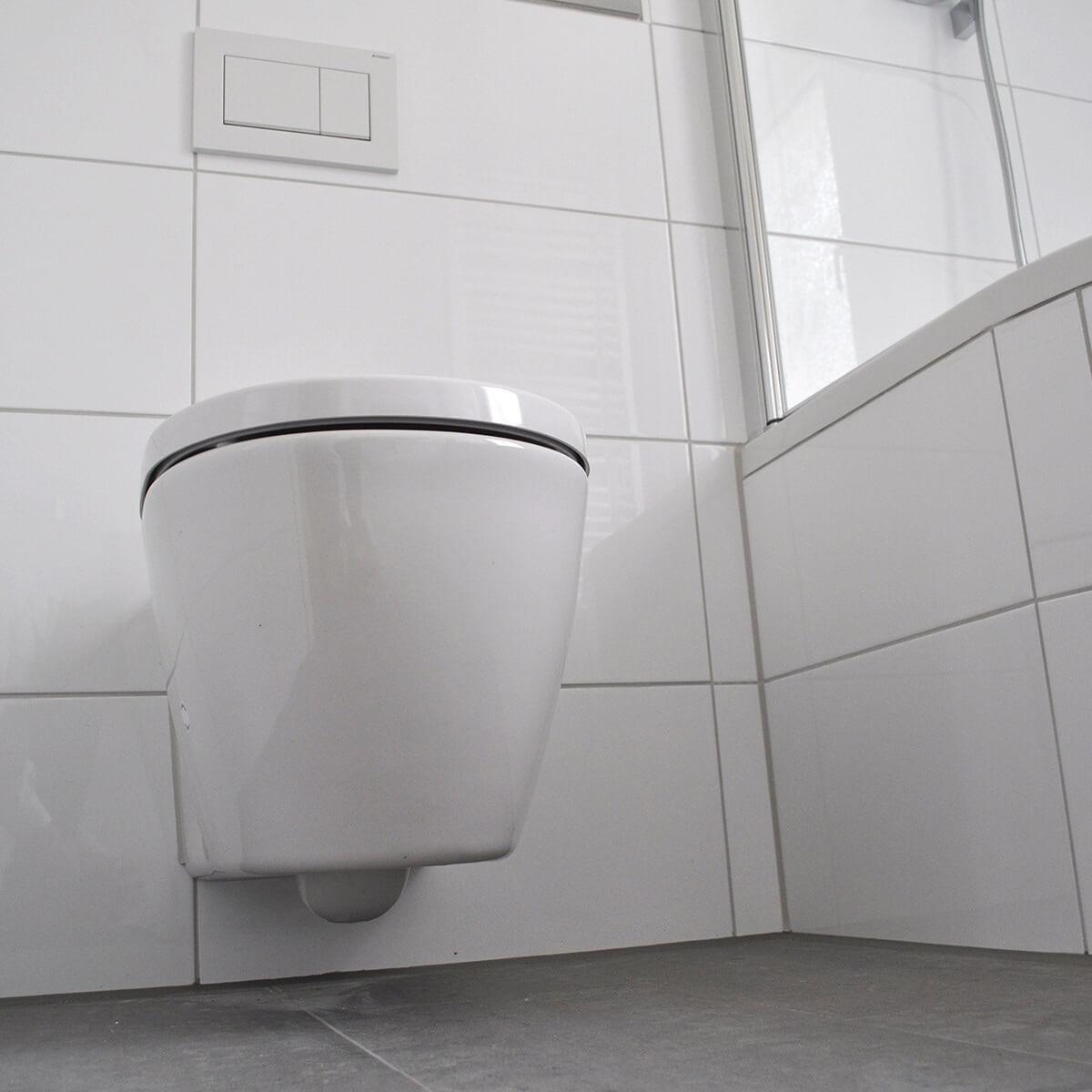 Beispielbild WC und Dusche